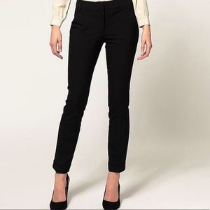 Zara Basic Black Dress Pants